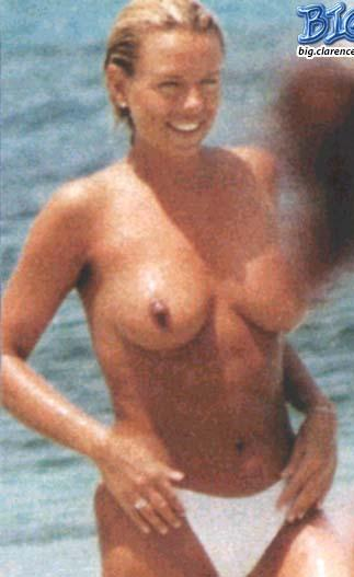 Paola Perego Topless