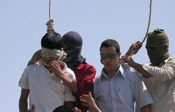 gay iraniani impiccati