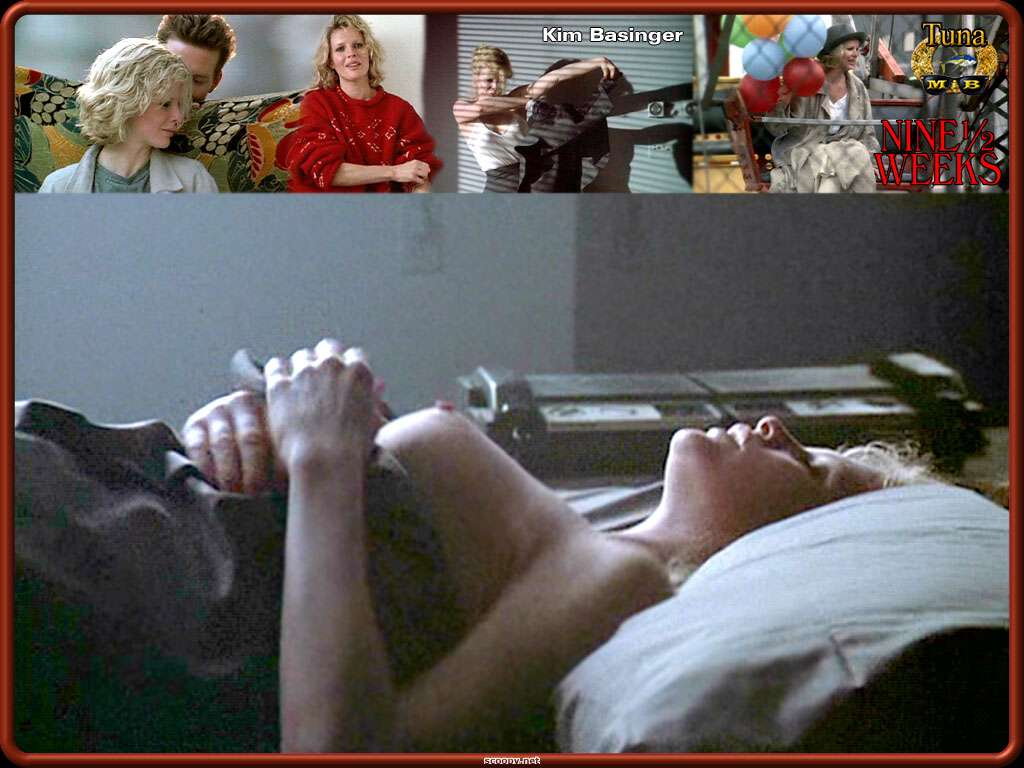 Kim bassinger nude movie galleries