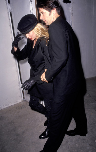Kim Basinger during Misery Premiere on 1990-11-20
