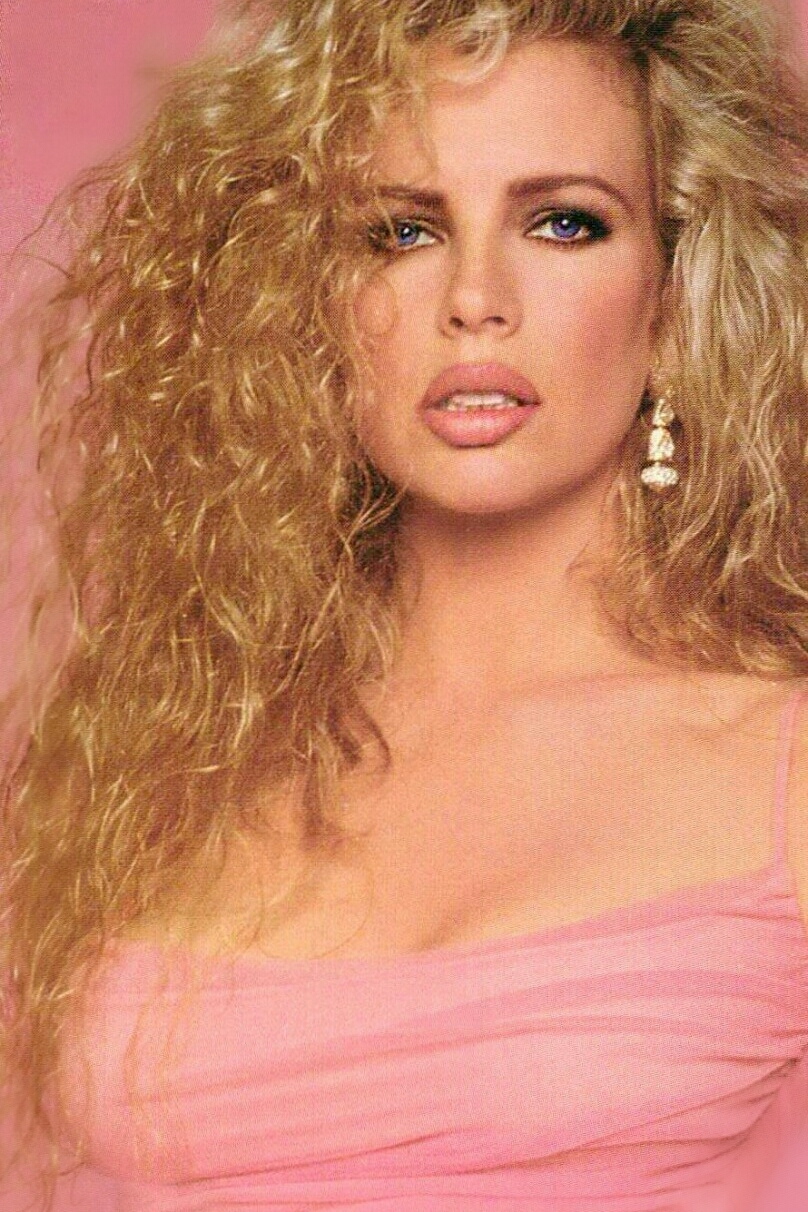 Kim Basinger By Scavullo 1991