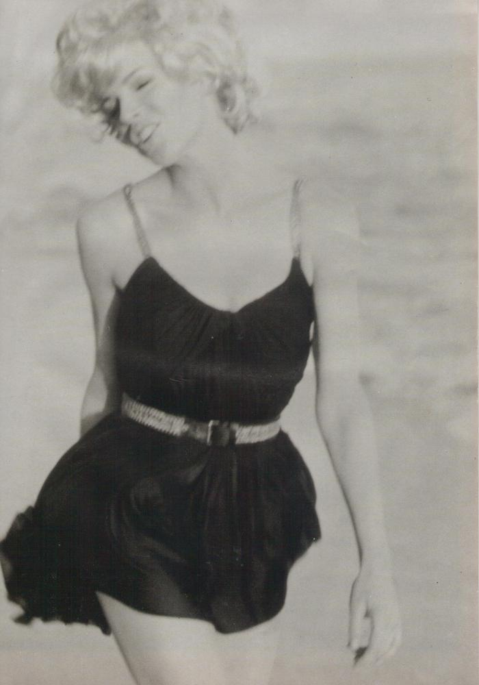 Kim Basinger By Herb Ritts 1991