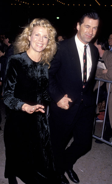 Kim Basinger during Schindler'List Premiere 1993-12-09