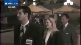 Kim Basinger And Alec Baldwin during The American President Premiere on 1995-11-15
