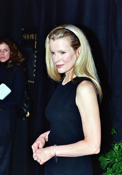 Kim Basinger during NATO Showest Convention on 2000-08-29