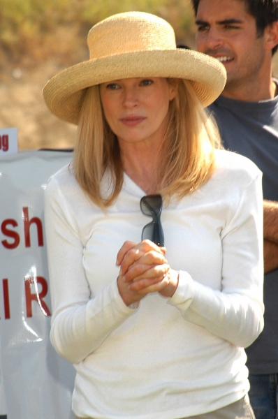 Kim Basinger during Nuts For Mutts on 2003-05-18