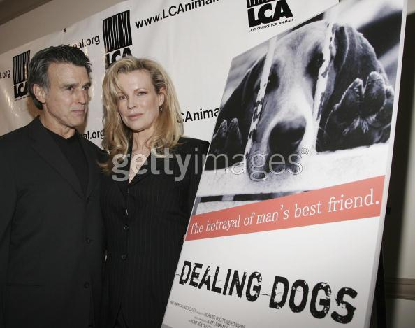 Kim Basinger during Dealing Dog Premiere at Paramount Studios 2006