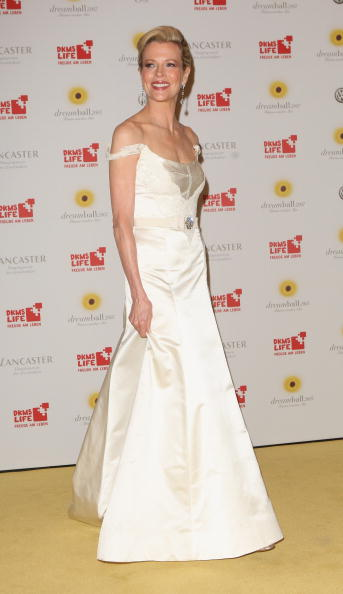 Kim Basinger attends Dreamball at the German Historical Museum on 2007-09-07