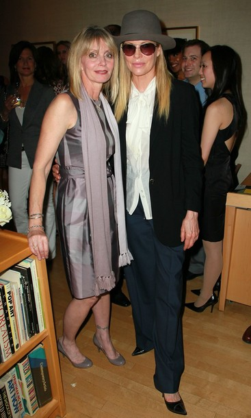 Kim Basinger during Blake Edwards art exhibit preview at Leslie Sacks Fine Art on 2010-06-05