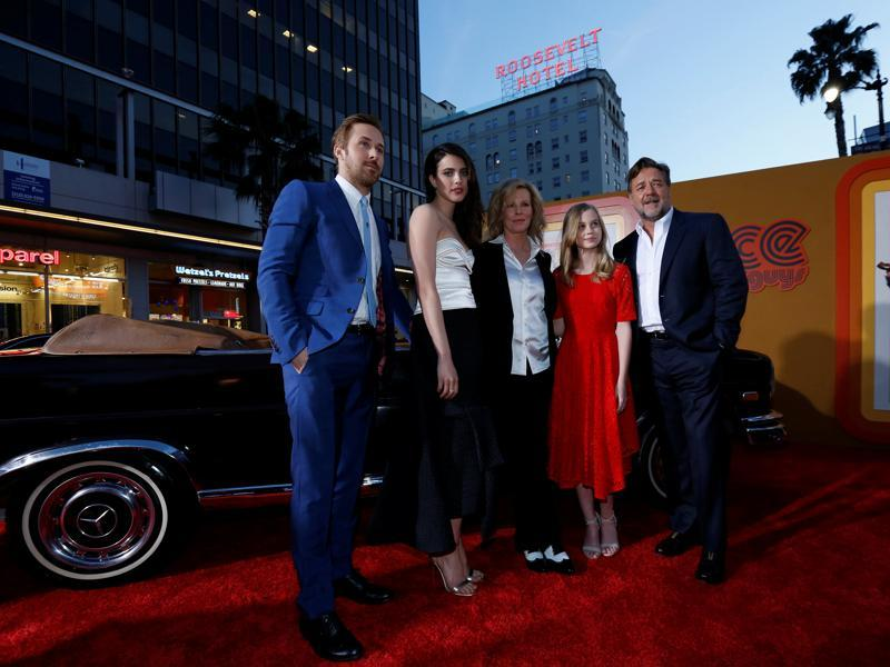 2016-05-11 The Nice Guys Premiere