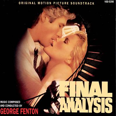 Final Analysis Soundtrack