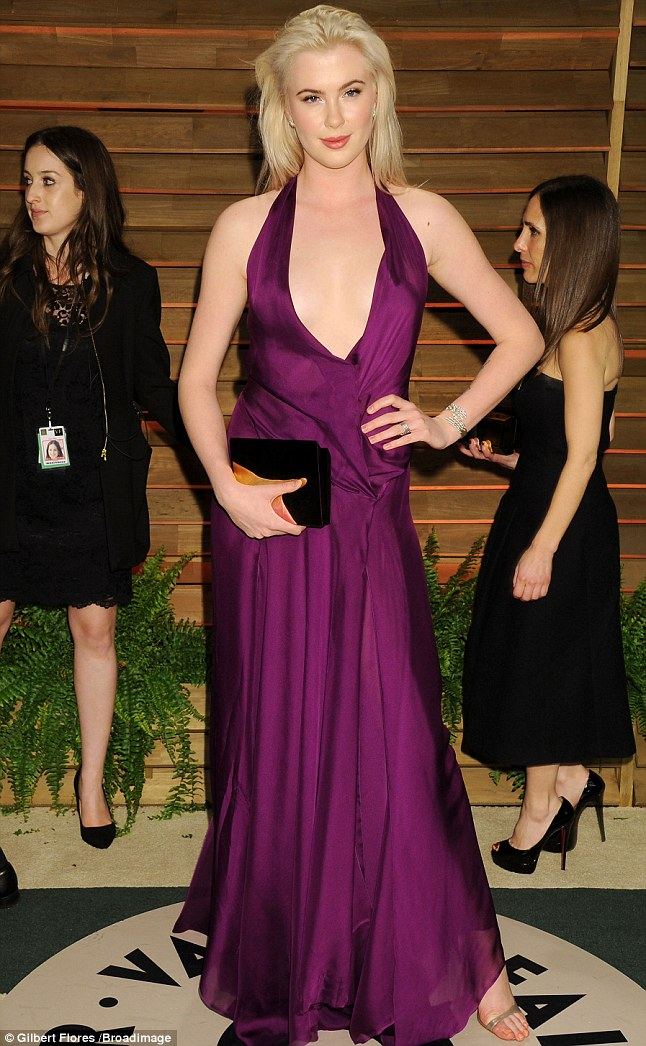 2014-03-03 Vanity Fair Oscars party