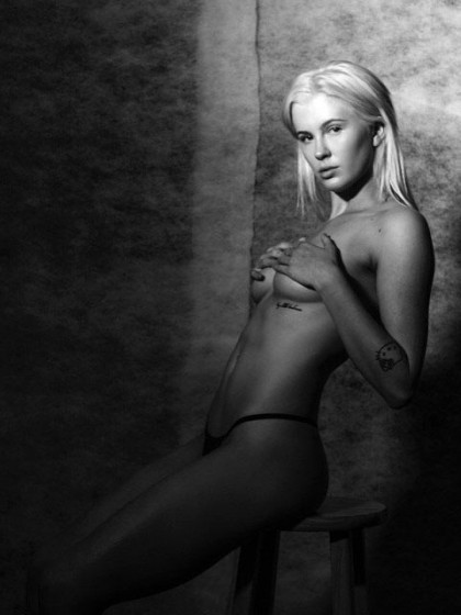 Ireland Baldwin Hot Photo