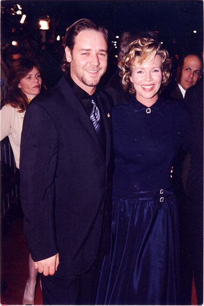 L.A.Confidential Premier at Mann's Chinese Theater in Los Angeles, California