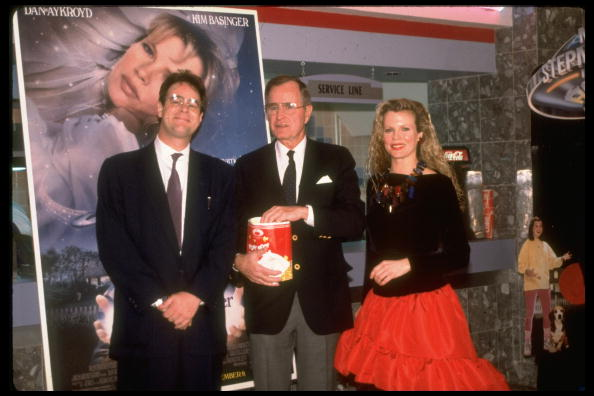 My Stepmother Is An Alien Premiere 1989