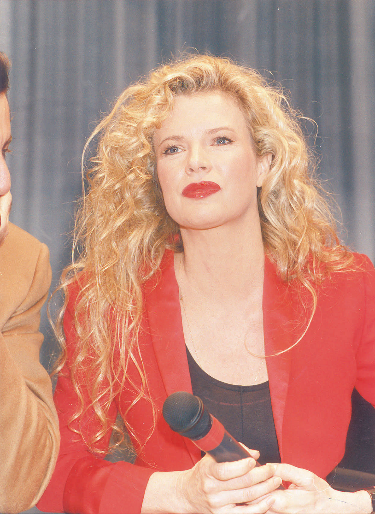 Golden Lady Press Conference 1991