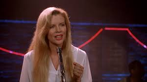Kim Basinger sings the soundtrack of The Marrying Man