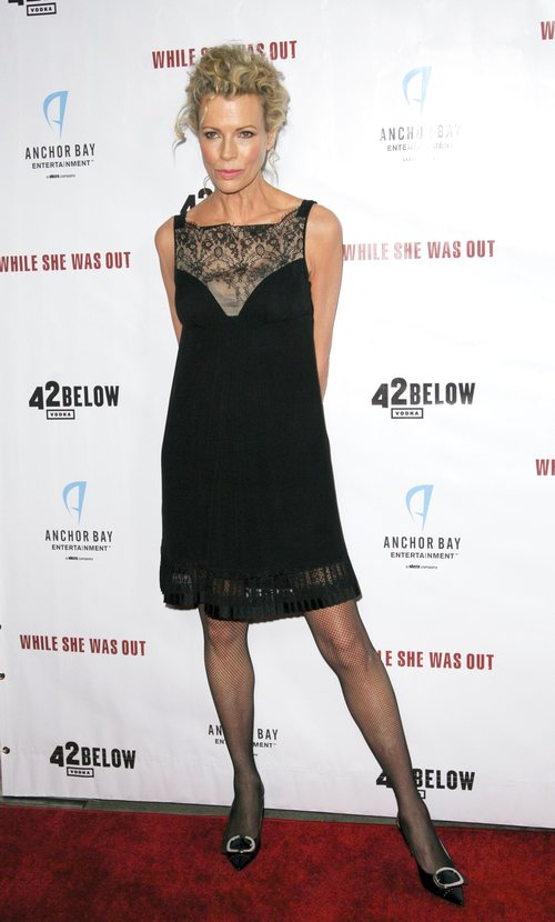 While She Was Out Premiere 2008