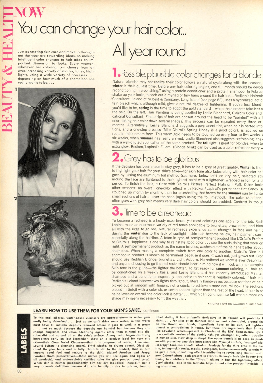 Us Vogue 1974